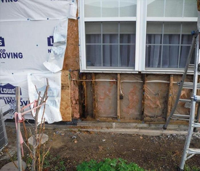 Water Damage Sources of Exterior Water Damage