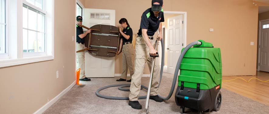 Newnan, GA residential restoration cleaning
